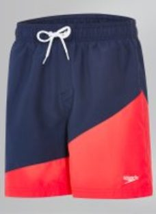 "Colour Block 15"" Watershort"
