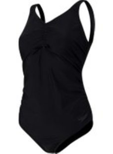 Essential U-Back Maternity Swimsuit